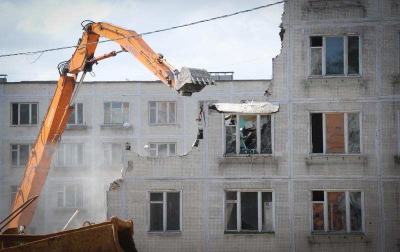 дома под реновацию