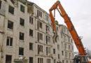 Снос пятиэтажек в районе Кузьминки