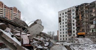 снос домов в москве 2019