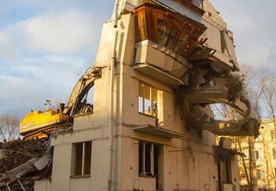 Реновация хрущевок в Лефортовском районе Москвы