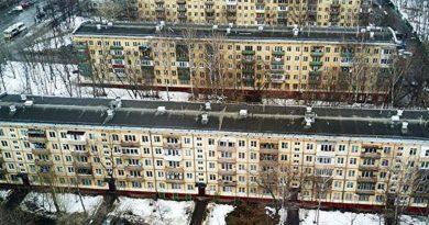 снос пятиэтажек в москве в 2018