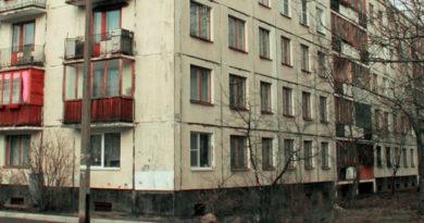 пятиэтажки в подмосковье