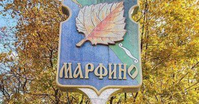 марфино московская область