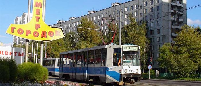 метрогородок район москвы