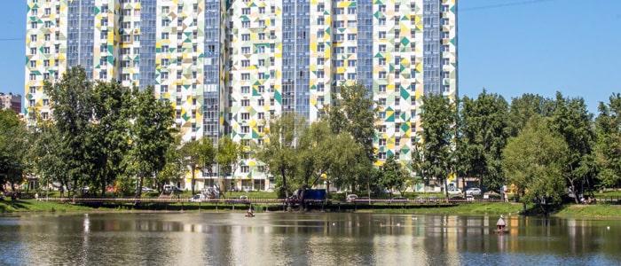 дом в можайском районе москвы