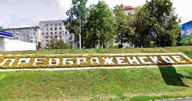 Преображенское район Москвы