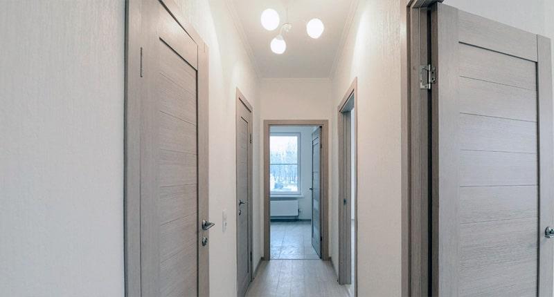 готовая квартира по реновации