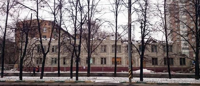 дома под снос Тимирязевский район
