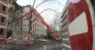 расселение аварийных домов