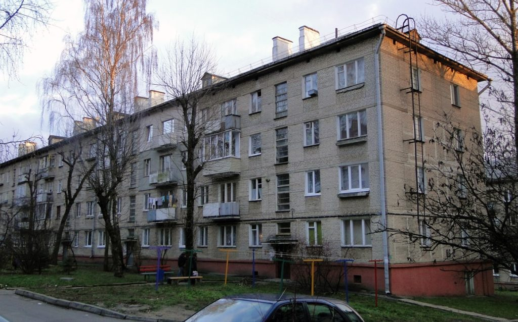 1-447 серия домов