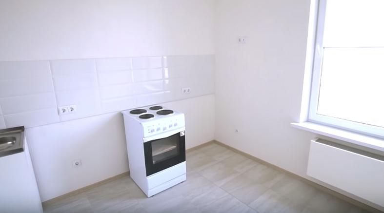 кухня в квартире по реновации фото