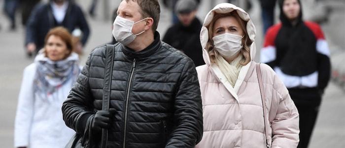 ситуация с коронавирусом в москве